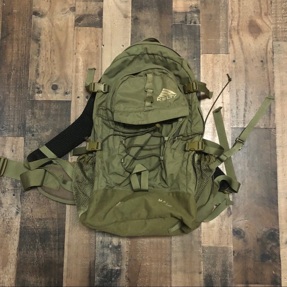 Map 3500.Kelty Map 3500 Assault Tactical Backpack